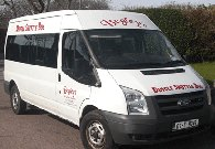 We provide an efficient Airport Shuttle service operating 7 days a week between Kerry Airport and the Dingle Peninsula